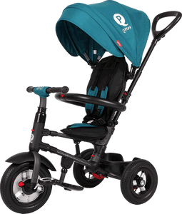 Rito Plus Folding Trike - Teal