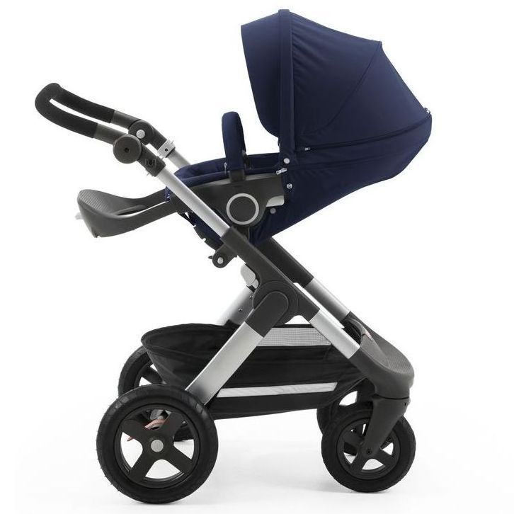TRAILZ Stroller with Terrain Wheels
