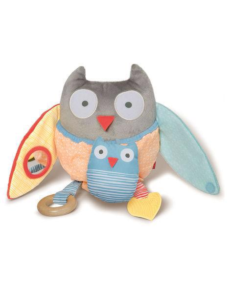 Treetop Friends - Hug & Hide Activity Owl