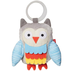 Treetop Friends - Wise Owl Stroller Toy