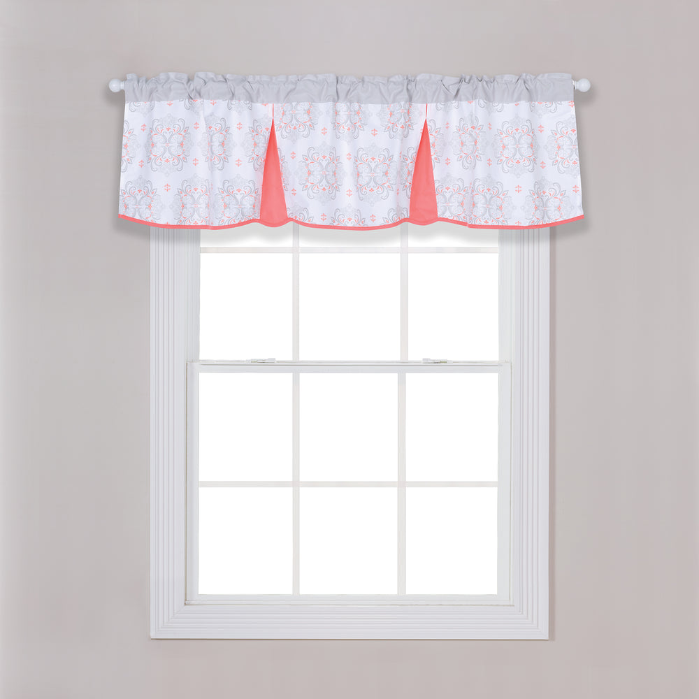 Valencia Window Valance