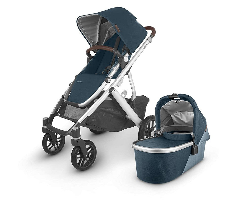 VISTA V2 Double Stroller Bundle