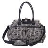 Waverly Strands Tuxedo Framed Diaper Bag