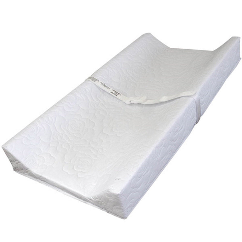 White Changing Pads