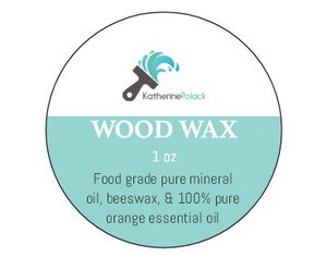 Natural Wood Wax