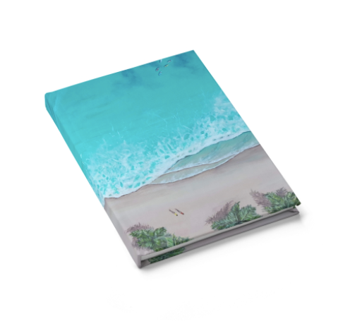 Tropical Paradise - Hard Cover Journal