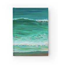 Coastal Seas - Hard Cover Journal