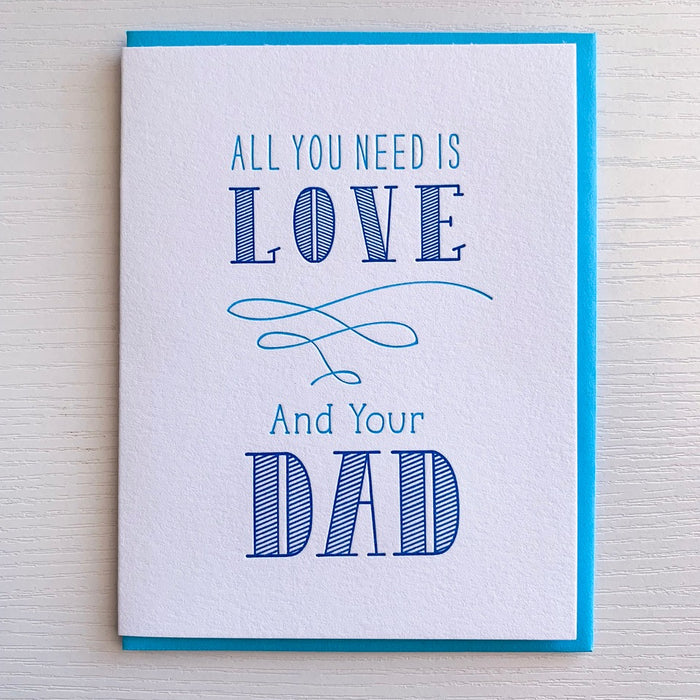 All You Need Is Love And Your Dad