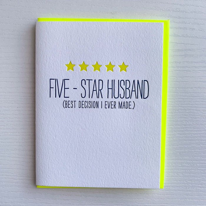 Five-Star Husband