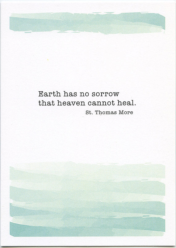 Earth Has No Sorrow (Fade)