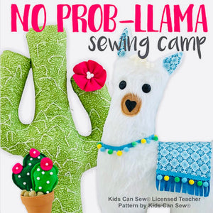 No Prob-LLAMA Camp • August 3rd-6th