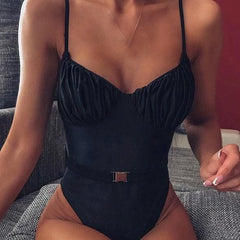 Monokini INGAGA push up kolory