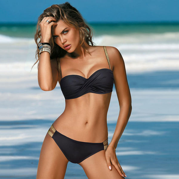 Bikini push up MADAGASKAR kolory