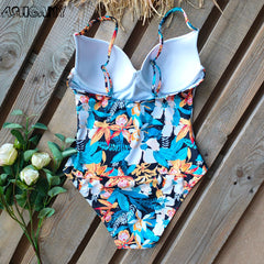Monokini push up LORR wzory