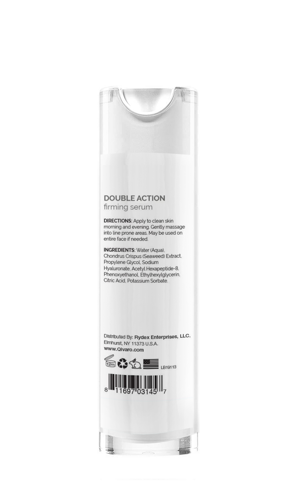 FS140011【ATX 雙效精華素  | ATX Double Action Firming Serum】(30 ml)