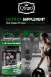 QWN04A - 水解骨膠原肽粉 | HYDROLYZED COLLAGEN PEPTIDES PROTEIN POWDER by QIVARO