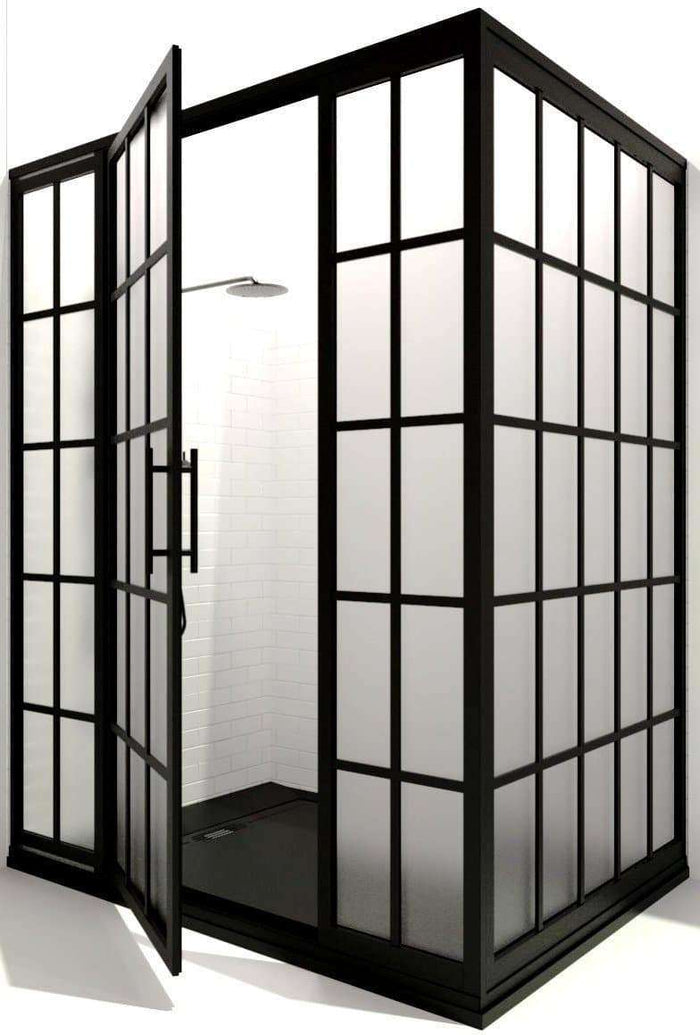 bath alcove c showers shower coastal n b home the inline with depot compressed door hinge framed doors swing