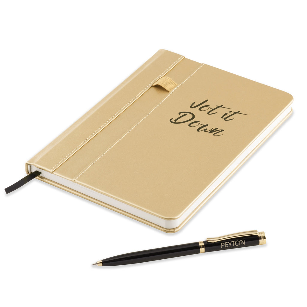 Jot it Down Journal and Pen Set