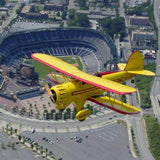 [TEST Product. Do not Buy] Atlanta and Stone Mountain Scenic Bi-Plane Flight