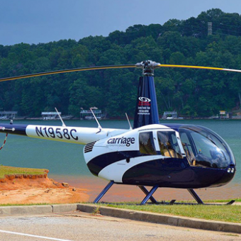 Chattahoochee & Lake Lanier Heli Tour