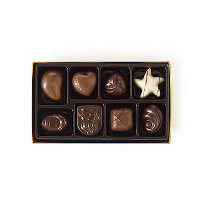 Godiva Assorted Chocolate Gold Gift Box,