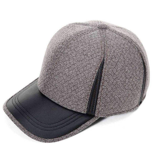 Men's Wool Ball Cap