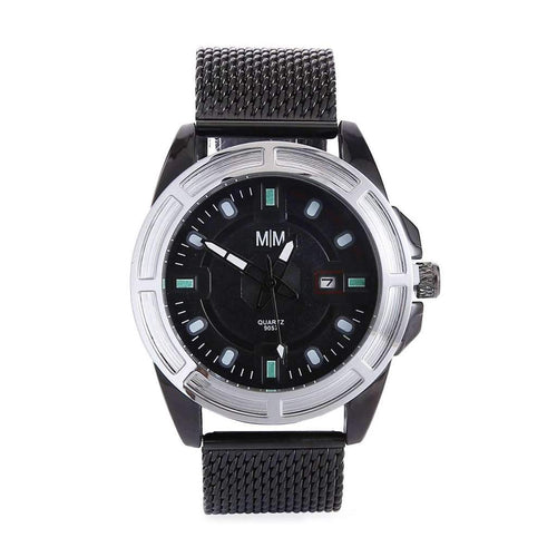 Mesh Stainless Men's Watch