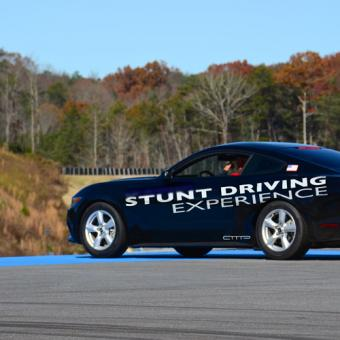 Ultimate Stunt Driving Experience