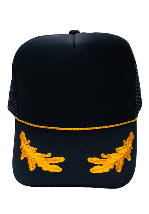 Custom Cloney Top Gun Hat Plain