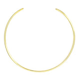 Choker Gold 14k and 18k
