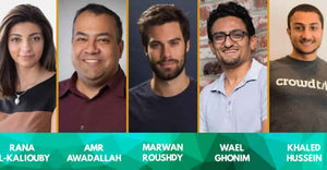 Egyptian entrepreneurs in Tech Startups
