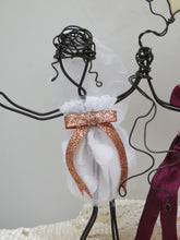 Wire Wedding Cake Topper- Custom Order Only