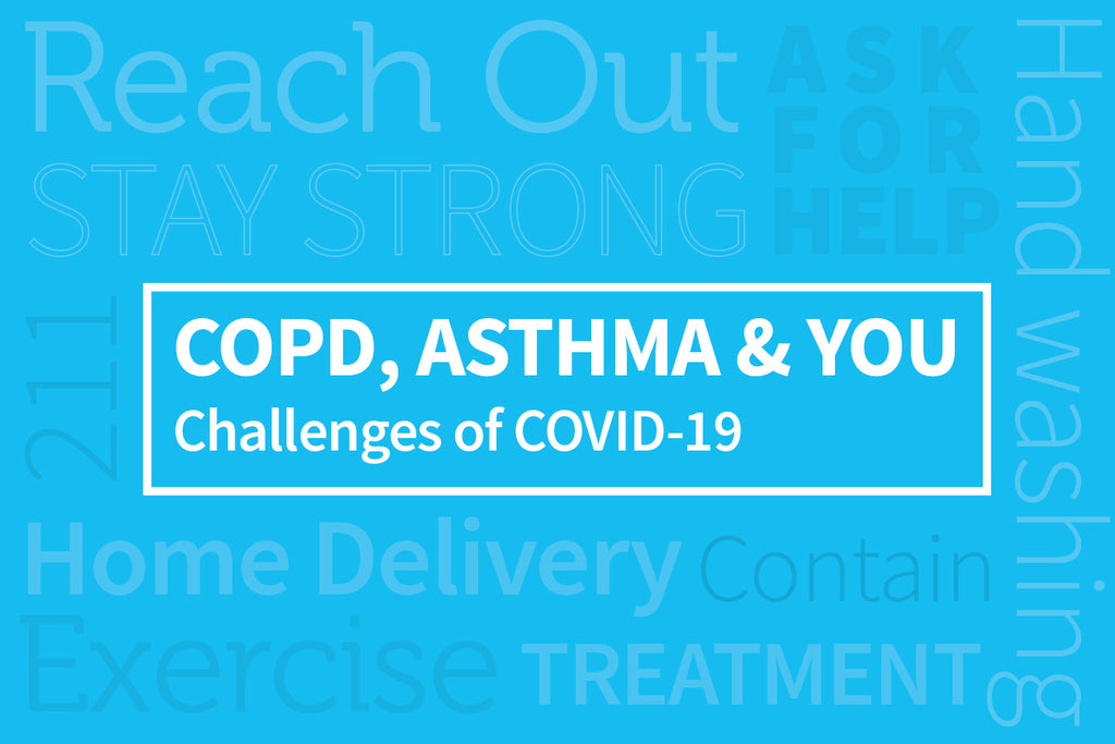 COPD, Asthma, and You: COVID-19 Challenges