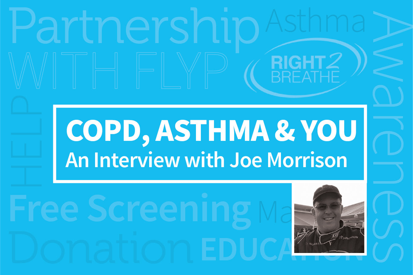 COPD, Asthma, and YOU: A Special Interview for Asthma Awareness Month