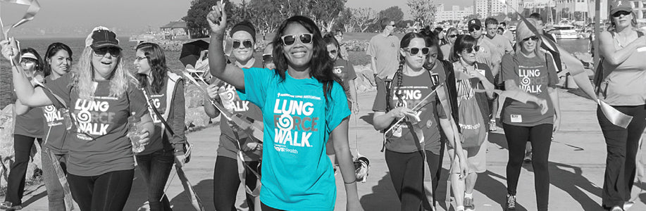 Lung Force Walk: New York City, NY, May 19th