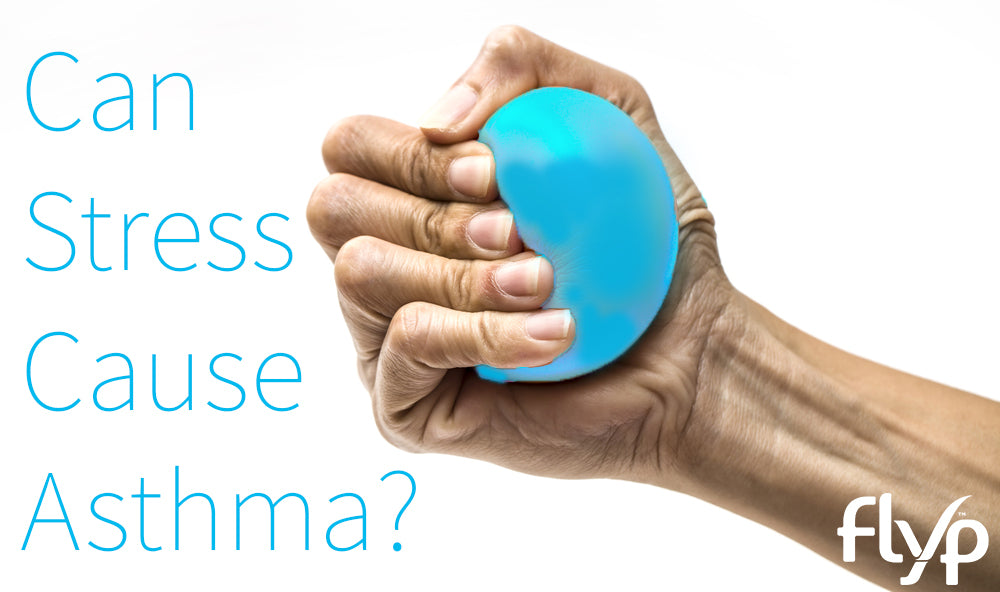 Can Stress Cause Asthma?