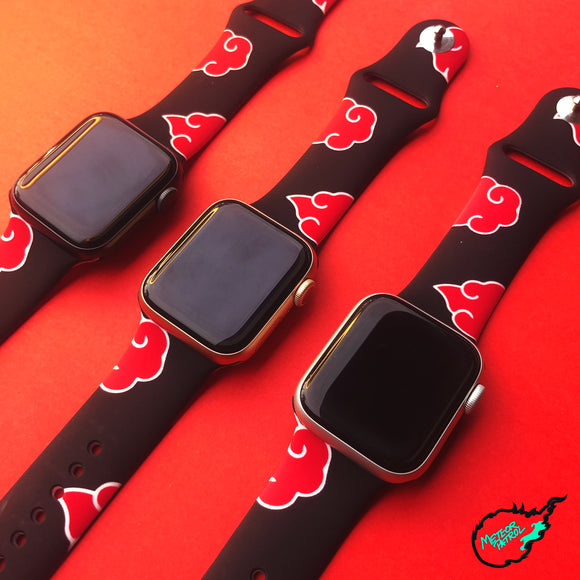 Akatsuki Apple Watch Band!