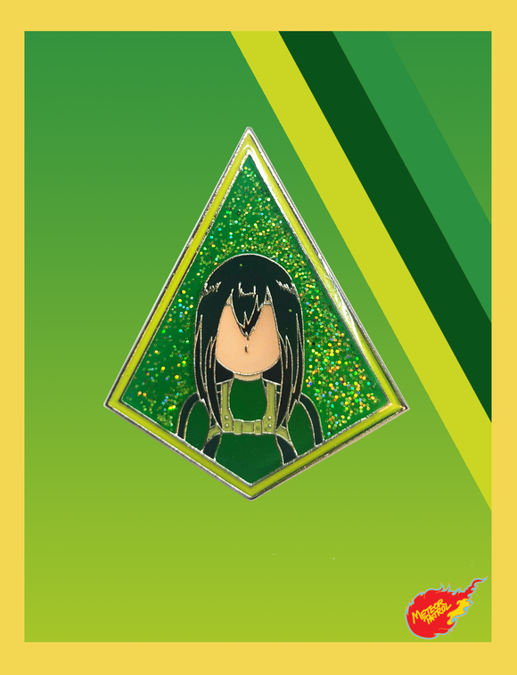 Froppy Lapel Pin