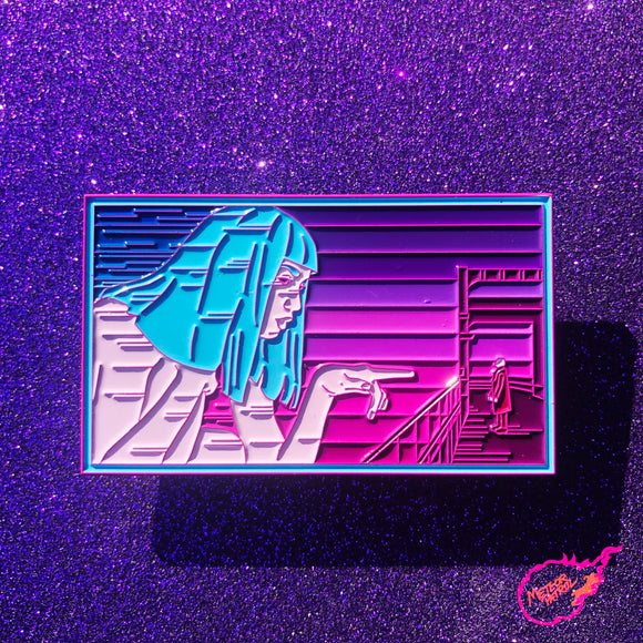Blade Runner 2049 Joi Pin [XLarge] [Purple Dyed Variant]