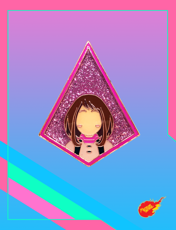 Uravity Enamel Pin