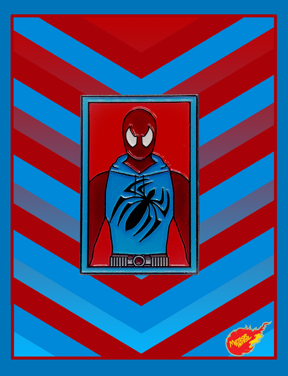 Ben Reilly Suit Pin