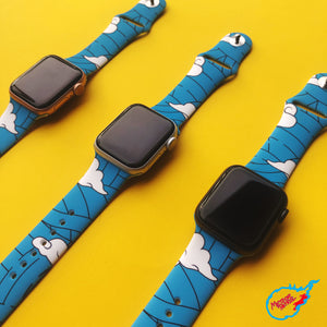 Tanjiro Apple Watch Band!