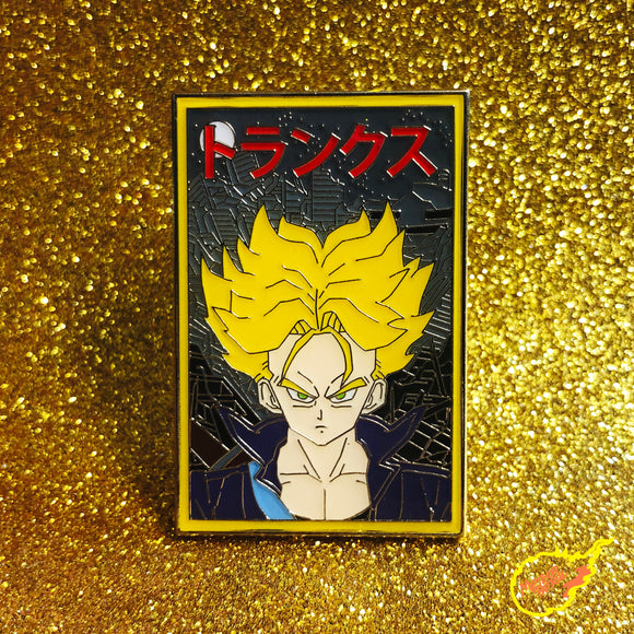 Trunks Pin!