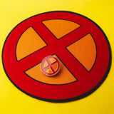 X-Men Circular Mouse Pad