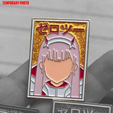 Zero Two Pin [White Variant]