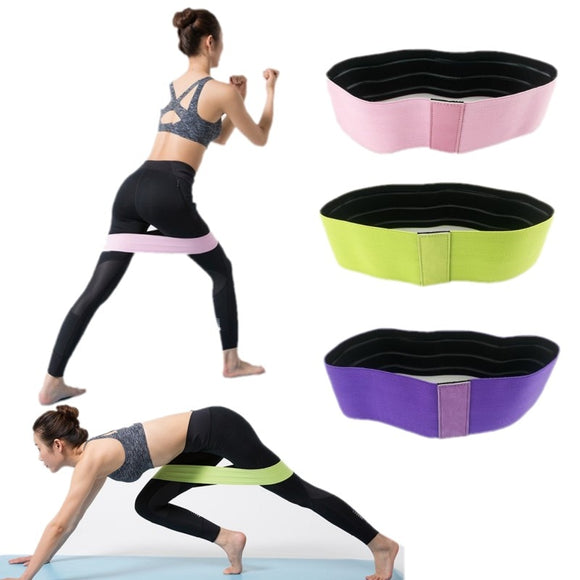 Silicone Hip Resistant Bands For Your Thighs, Hips And Glutes