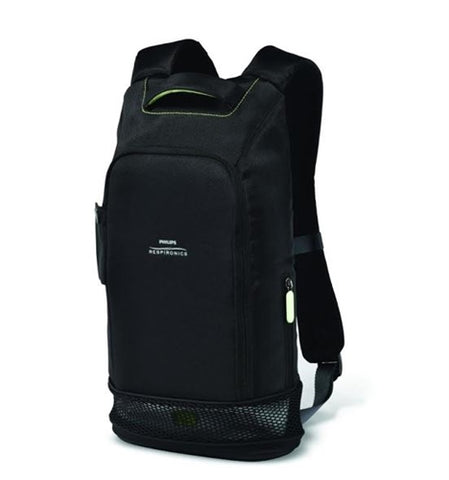 SimplyGo Mini Backpack in Brown and Black