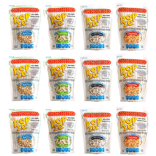 POP I.Q. 12-Pack ($2.09 ea) <br> Choose your flavor