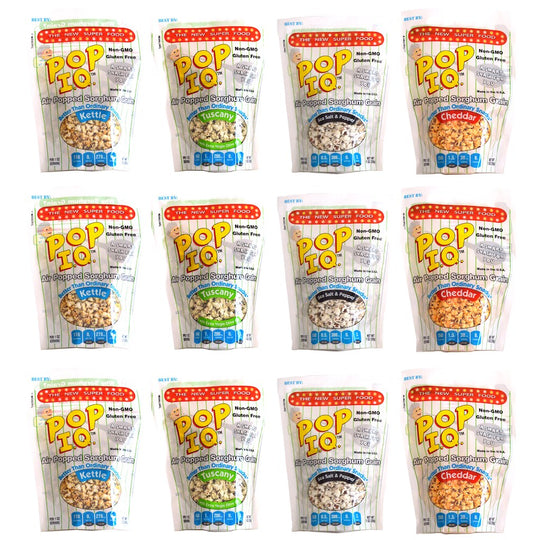 POP I.Q. 12-Pack ($2.09 ea)