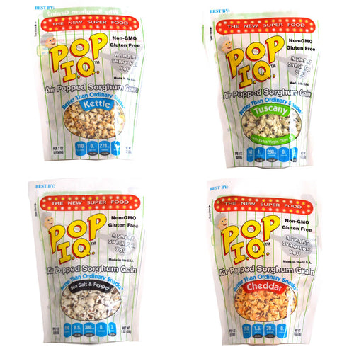 POP I.Q. 4-Pack ($2.29 ea)